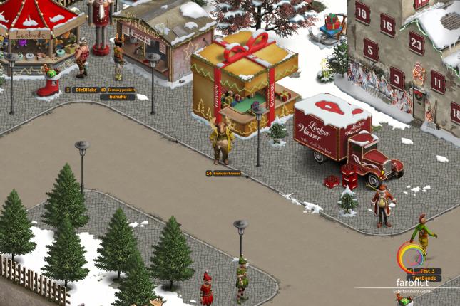 Weihnachtsdorf_Screenshot
